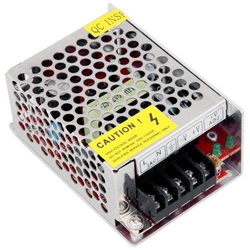 SODIAL(R) LED Driver Transformer for DC 12V Strip Light MR16 MR11 (Strip Mr16 Light)