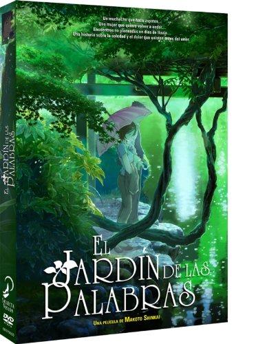 El Jardin De Las Palabras [DVD]: Amazon.es: Animación, Makoto Shinkai, Animación, N/A: Cine y Series TV