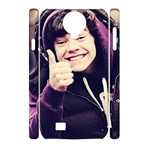 C-EUR Cell phone case Harry Styles Hard 3D Case For Samsung Galaxy S4 i9500