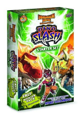 Dinosaur Trading Slash Starter Deck