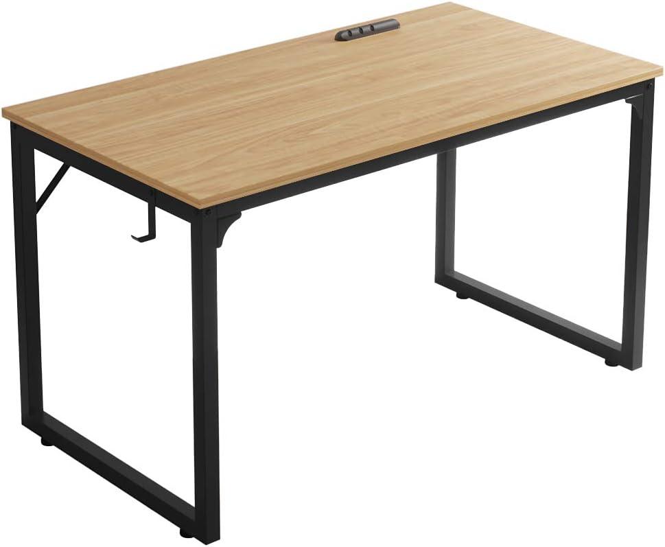 Home Office Desk,Modern Industrial Simple Style Computer Desk,Workstation, Sturdy Writing Desk, Flrrtenv(39