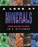 Look at Minerals: From Galena to Gold (First Book)