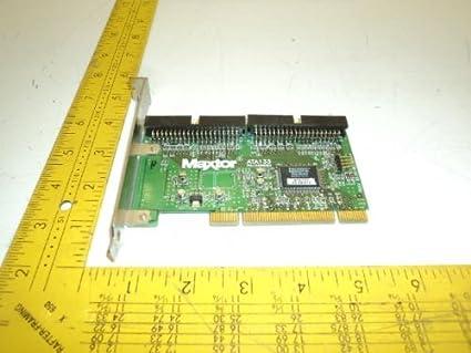 MAXTOR ATA 133 CONTROLLER CARD WINDOWS 7 DRIVERS DOWNLOAD