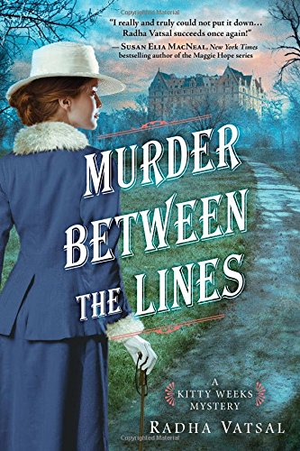 Murder between the Lines (Kitty Weeks Mystery) (Kitty Playground)