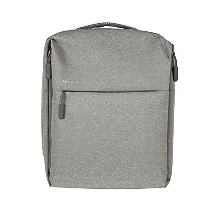 4ea5c85ce Amazon.com: OriginalFromThailand Xiaomi Mi City Urban Life Style  (ZJB4066GL) Laptop Backpack, Soft Gray color, Pack 1 pcs.: Home & Kitchen