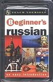Teach Yourself Beginner's Russian Audiopackage, Farmer, Rachel, 0071407529