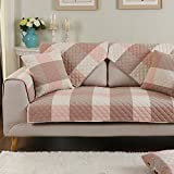 Sectional sofa covers,Furniture covers Slipcovers for couches and loveseats Furniture slipcovers Sofa set cover-B 110x210cm(43x83inch)