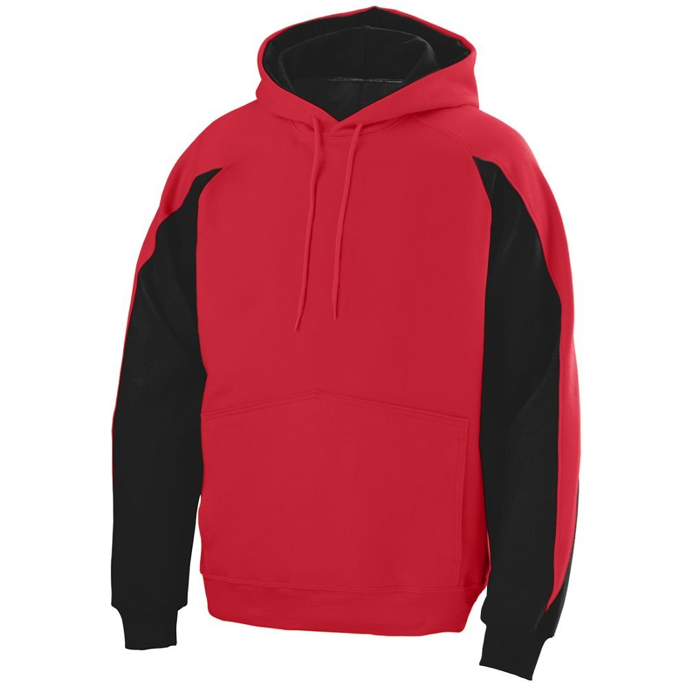 STYLE 5460 - VOLT HOODY RED/BLACK 3X