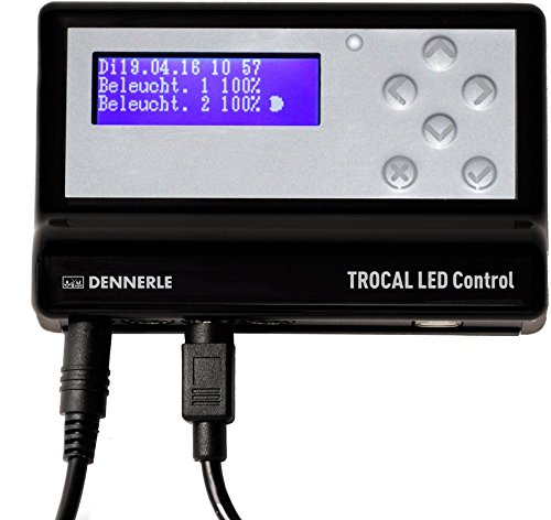 Dennerle Trocal LED Control - Variateur pour Trocal LED 5564