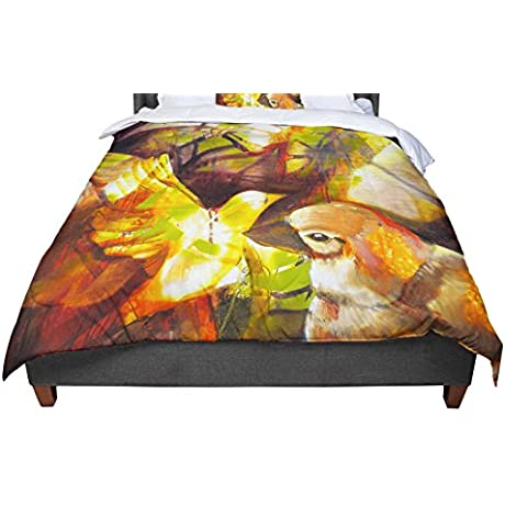 KESS InHouse Kristin Humphrey Memory Twin Comforter 68 X 88