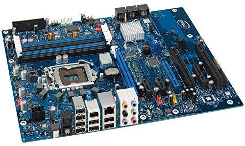 Intel Media DP55WG Desktop Motherboard - Intel - Socket H LGA-1156. KIT P55 LG1156 MAX-16GB DDR3 ATX PCIE16 GBE QPI FSB ISP-MB. ATX - 1 x Processor Support - 16 GB DDR3 SDRAM Maximum RAM - CrossFire, SLI Support - Serial ATA/300 RAID Support Controller - 1 x PCIe x16 Slot