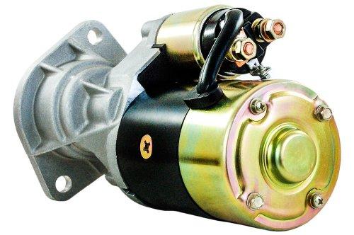 NEW STARTER MOTOR FITS KOMATSU SKID STEER SK1020-D SN 37CF00004-UP YM123900-77010 S13-160 YM123900-77010 123900-77010
