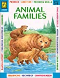 Animal Families, Brighter Vision Publishing Staff, 1552540065
