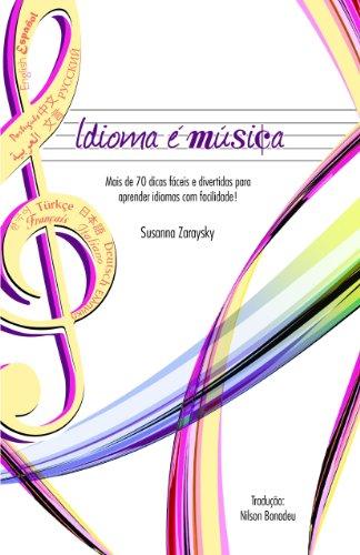 Idioma é música (Create Your World Books Livro 4)