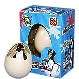 Pinguin Schlüpf-Ei, Pinguin schlüpft und wächst und wächst... by Fun Trading