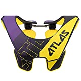 Atlas Brace Technologies Air Brace, 2017 Unisex-Adult (Yellow, Large) (Baller Yellow)