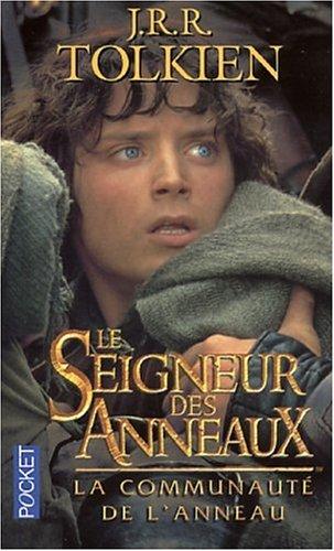 Amazon.fr - Le Seigneur des Anneaux, tome 1 : La Communauté de l'Anneau -  Tolkien, J.R.R. - Livres