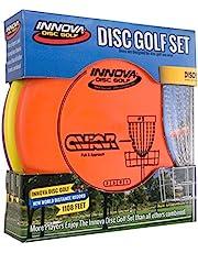 INNOVA Dx Disc Golf Set 3 (DX Stacked Set)