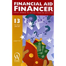 Financial Aid Financer: Expert Answers to College Financing Questions (Financial Aid Financer)