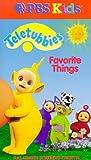 Teletubbies - Favorite Things [VHS]