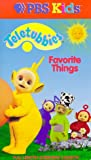 Teletubbies - Favorite Things [VHS]