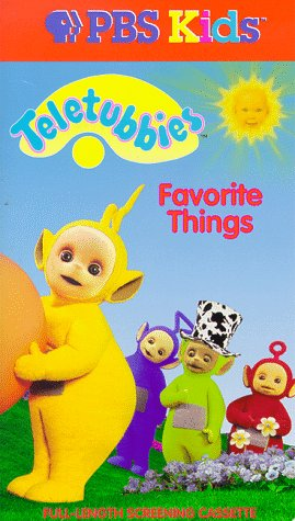 teletubbies-favorite-things-vhs