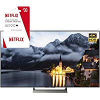 BUNDLE INCLUDES:Sony XBR-49X900E 49-inch 4K HDR Ultra HD Smart LED TV (2017 Model) - $30 Gift Card (3 Months of Service)