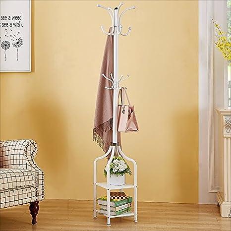 Amazon.com: Perchas modernas para dormitorio, salón, estante ...