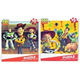Disney Pixar Toy Story Children's Puzzles - Variety Pack (2 Total)