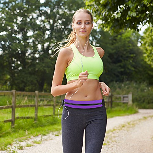 Waterproof Sports Phone Waist Belt Bag - 2