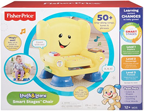 Fisher-Price Laugh & Learn Smart Stages Chair by Fisher-Price (Image #4)