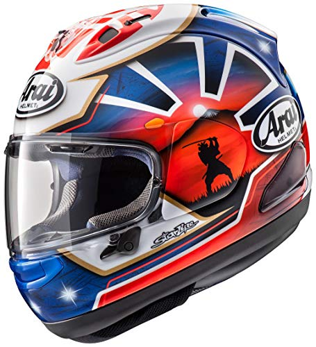 Arai Corsair-X Dani Pedrosa Samurai 2 Blue X-Small (More Size Options)