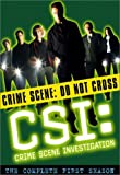 CSI: Crime Scene Investigation - The Complete First Season [Import]