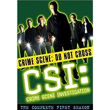 CSI: Crime Scene Investigation: Season 1 (2000)