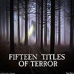 Fifteen Titles of Terror | Jeffrey Jeschke