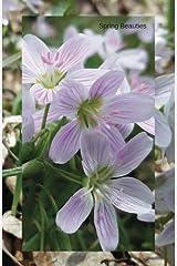 Spring Beauties: Journal (Wildflowers)