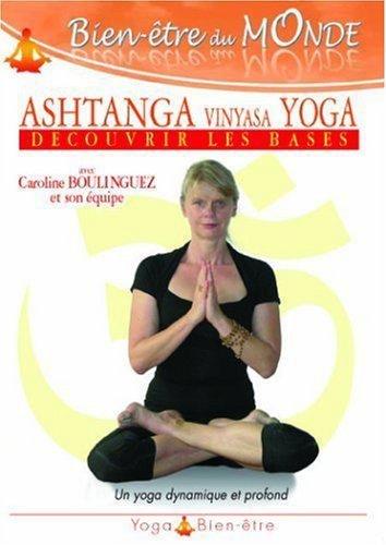 Ashtanga Vinyasa Yoga : Découvrir les bases Francia DVD ...