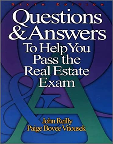 amazon com questions answers to help you pass the real estate