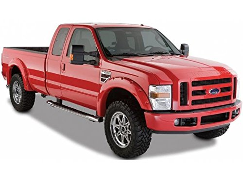 Bushwacker 20942-02 Pocket Style Fender Flares, 4 -