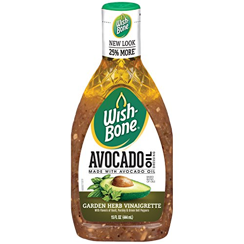 Garden Herbs Salad Dressing - Wish-Bone A.V.O. Salad Dressing, Garden Herb Vinaigrette, 15 Ounce