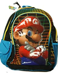 Super Mario Large Backpack 16