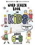 Word Search Books for Kids 6-8: Circle a Word