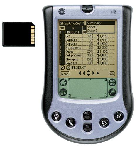 PalmOne m125 Handheld by Palm