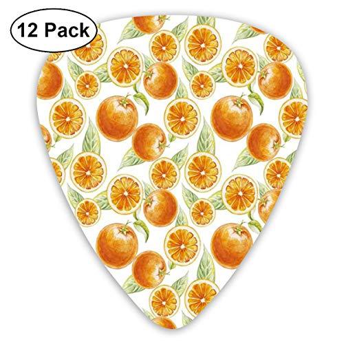 V5DGFJH.B Healthy Food Classic Guitar Pick Player's Pack for Electric Guitar,Acoustic Guitar,Mandolin,Guitar Bass ()