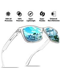 Sunglasses For Men Polarized - Momentum Memory Material...