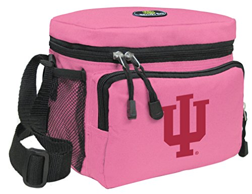 Broad Bay Indiana University Lunch Bag Womens & Girls IU Lunchboxes