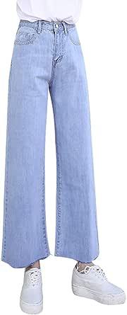 Women's Jeans Mid Waist Pocket Zipper Pants