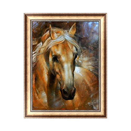 GaoCold Horse 5D Diamond Painting Embroidery Rhinestone Cross Stitch DIY Decoration Craft