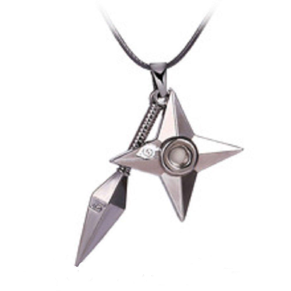 giftandpresent Naruto Collar Kunai Shuriken Dart Arma Konoha ...
