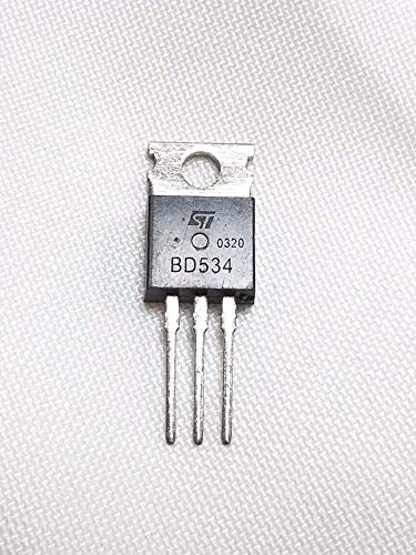 5 Pieces of BD534 Transistor Power PNP TO-220